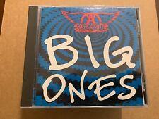 AEROSMTH BIG ONES CD BMG MUSIC CLUB NO MARKS