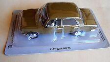 FIAT 125P MR '75 - Die cast 1/43 EUROPA DELL'EST