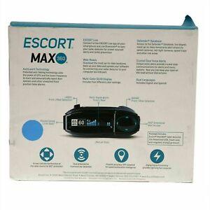 Escort Max 360 Radar/Laser Detection #260NY #227J