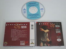 "JAMES BROWN & FRIENDS/SOUL SESSION ""LIVE""(SCOTTI BROS. INT 847.329) CD ALBUM"