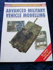 Advanced Military Vehicle Modelling Compendium Modelling Manuals # 4 VGC