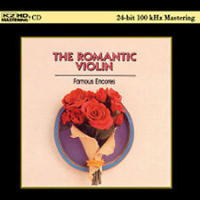Arthur Grumiaux The Romantic Violin K2 HD Japan CD