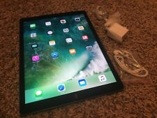 """Apple iPad Pro 12.9"""" 128GB LTE / 4G Space Gray A1652 - Mint Condition"""