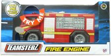 Teamsterz City Engine With Fixed Ladder Lights & Sound Emergency Vehicle NEW
