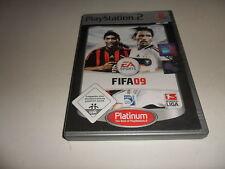PlayStation 2  PS 2  FIFA 09 - Platinum