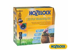 Hozelock 20 Pot Watering Kit with Aqua Control 1 Timer 2803 Free Delivery