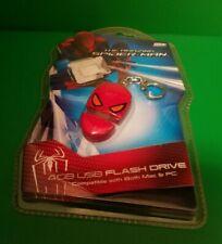 NEW The Amazing Spider Man 4 GB USB Flash drive,Key-Chain Back to School