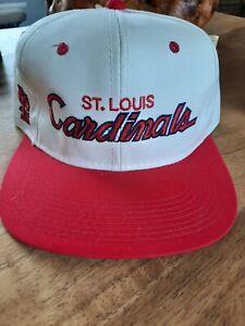 Vintage ST. LOUIS Cardinals snapback hat/cap