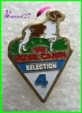 Pin's Animal un Chien Dog Hound Royal Canin Selection 4 Epagneul  #289