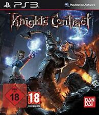 Knights Contract PS3 - totalmente in italiano