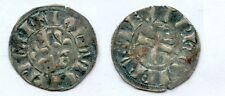 Gertbrolen Philippe IV dit Le Bel (1285-1314) Double Tournois  Exemplaire N° 9