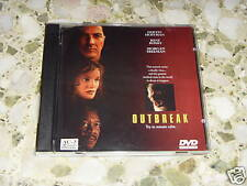 """In good condition """"Outbreak"""" Movie VCD *Free Postage"""