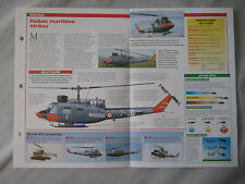 Aircraft of the World Card 62 , Group 3 - Agusta-Bell AB.212ASW