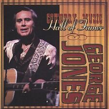 Jones, George : Country Music Hall of Famer CD