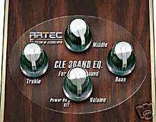 Artec CLE3 ajustement facile Acoustique Preampli Ramassage Pick-Up Kit Complet CLE-3