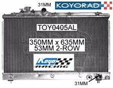 TOYOTA CELICA ST204 / ST205 1994-1999 MANUAL KOYO K-SPORT RACING RADIATOR
