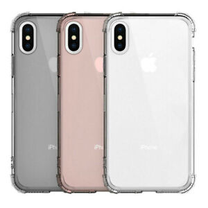 Dust-proof fall Transparent Silicone Phone Case Cover For iPhone 11 XS Max 8 7 6