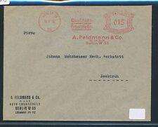 02853) DR meter AFS Berlin 1930 Feldmann & Co Auto Ersatzteile, KFZ car