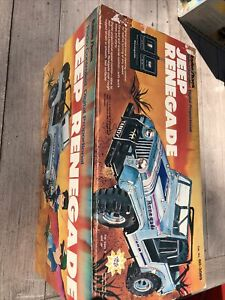 Vintage Radio Shack Tandy Jeep Renegade RC NEW IN BOX