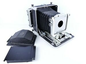 MPP MICRO TECHNICAL MK8 VII 5X4 4X5 LARGE FORMAT RANGEFINDER CAMERA + 120 BACK