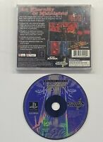 Blood Omen: Legacy of Kain (Sony PlayStation 1, 1997) No Manual PS1