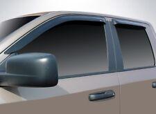 Tape-On Vent Visors for a 2009 - 2018 Dodge Ram Quad Cab