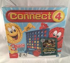 2008 Connect 4 Board Game Hasbro Sealed New In Box