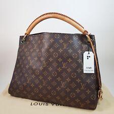 Authentic Louis Vuitton Artsy MM Monogram M40249 Shoulder Guaranteed Bag LC029
