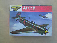 1/72 scale  Skala   JAK - 1 M WWII Soviet Fighter