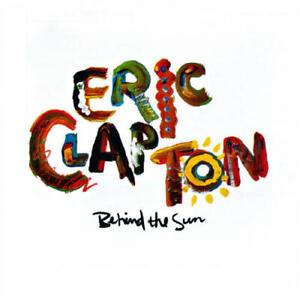 ERIC CLAPTON --- BEHIND THE SUN  (CD)