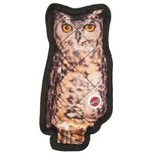 Ethical Spot Nature's Friends Owl Dog Toy 8in  Free Shipping