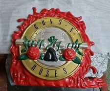 Data East Guns N Roses Pinball Machine Topper w/Brackets Vintage 1990's
