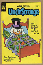 Uncle Scrooge - #207 - Gold Key Variant - 1971  (Grade VF / NM) WH