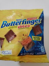 Original Recipe BUTTERFINGER Bites SNACK SIZE 2 Bags