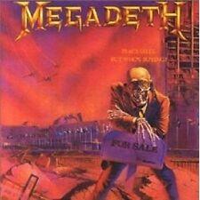 "MEGADETH ""PEACE SELLS BUT WHO´S BUYING"" LP VINYL NEU"