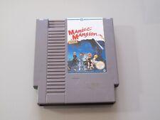 Maniac Mansion Loose Nintendo NES