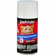 Duplicolor BTY1607 For Toyota Code 056 Natural White 8 oz. Aerosol Spray Paint