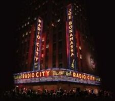 Live at Radio City Music Hall [LP] by Joe Bonamassa (Vinyl, Oct-2015, 2 Discs, Provogue)