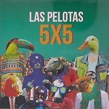 Las Pelotas - 5 X 5 [New CD] Argentina - Import