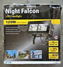 New listing Lumark Nffld-C40-T 128W Carbon Outdoor Integrated Led Area Light open box.