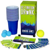 15 Drinking Games from Around the Globe - Destination Drunk Adult Fun Beer Pong