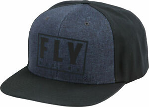 Fly Racing Youth Fly Gasket Hat Black/Blue 351-0977Y