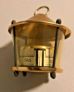 Vintage Centigrade Thermometer Light Lamp -- 204,205