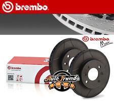 1.1 KW:40 1995/>2003 08.50 840A 2 DISCHI FRENO FORATI ANTERIORE BREMBO LANCIA Y