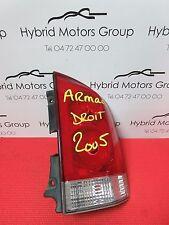 FEUX ARRIERE DROIT NISSAN ARMADA ANNEE 2005 REF NISSAN ORIGINE 26550 7S000