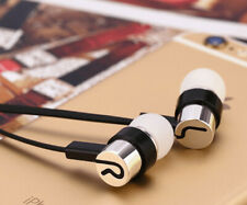 Sport In-ear Cable Music HIFI Headphone Super Bass 3.5mm Earphone