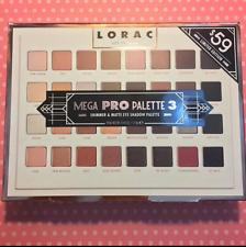 NEW LORAC Mega Pro Third generation 32 color Pearl&Matte eyeshadow palette
