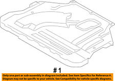 FORD OEM Heat Shields-Exhaust-Front Shield EJ7Z6P013A