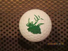 Logo Golf Ball-Sportman'S Warehouse.Large Deer/Elk Logo.Cool Logo