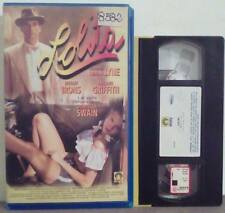 VHS FILM Ita Erotico LOLITA jeremy irons melanie griffith ex nolo no dvd(VH34)